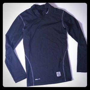 Nike long sleeve compression shirt
